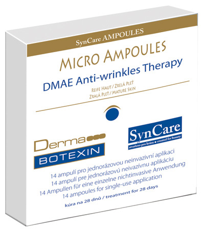 SynCare - Micro Ampoules DMAE anti-wrinkles therapy - kúra na 28 dní